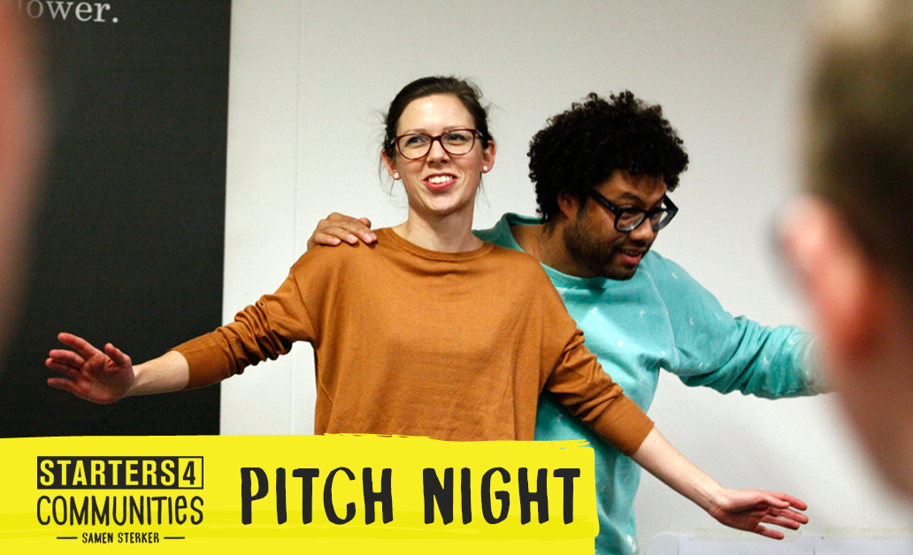 Young changemakers community – Sociaal ondernemers gezocht – Pitch Event