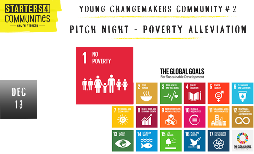 Young changemakers community #2 Poverty alleviation social entrepreneurship