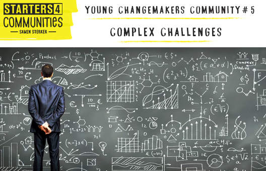 Young Changemakers Community – Complex challenges