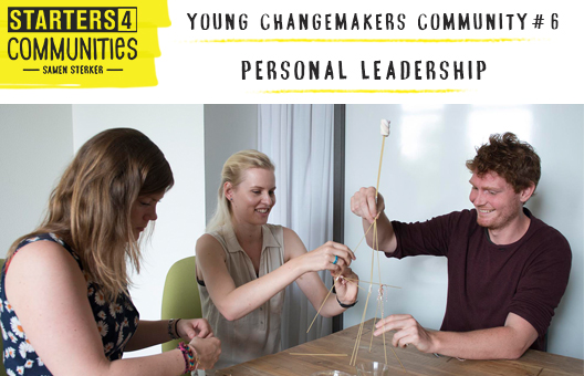 Young Changemakers Community – Personal Leadership