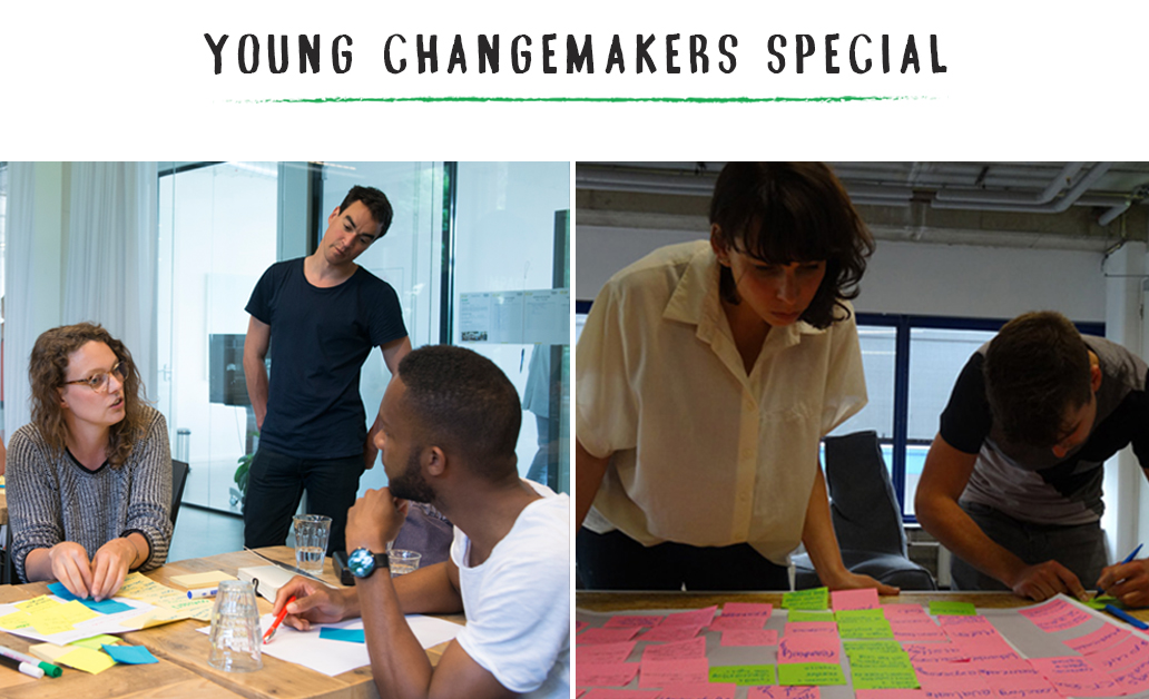 Young Changemakers Special