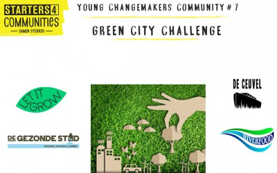Green City Challenge – Young Changemakers Community #7