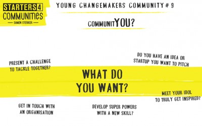 CommunitYOU– Young Changemakers Community #9