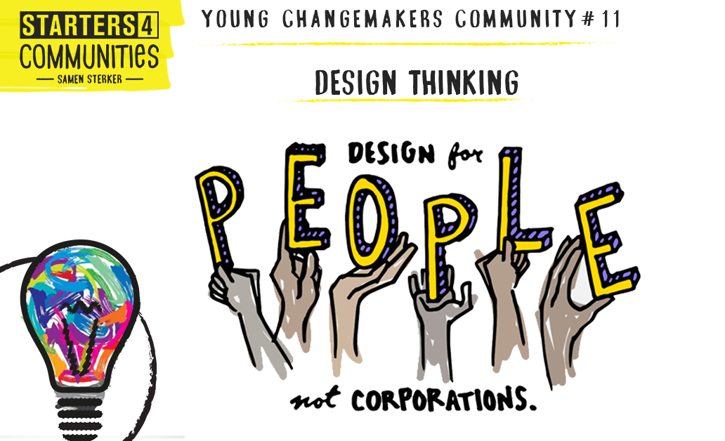 Design Thinking – Young Changemakers Community #11