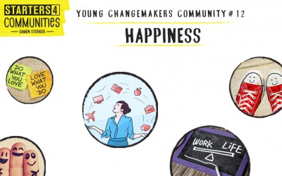 Happiness – Young changemaker community
