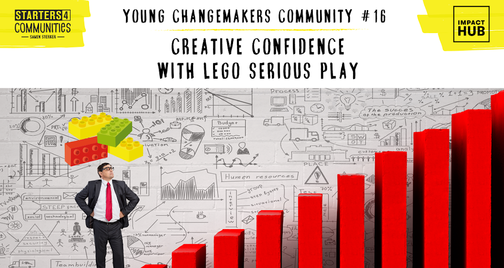 Creative Confidence with Lego Serious Play