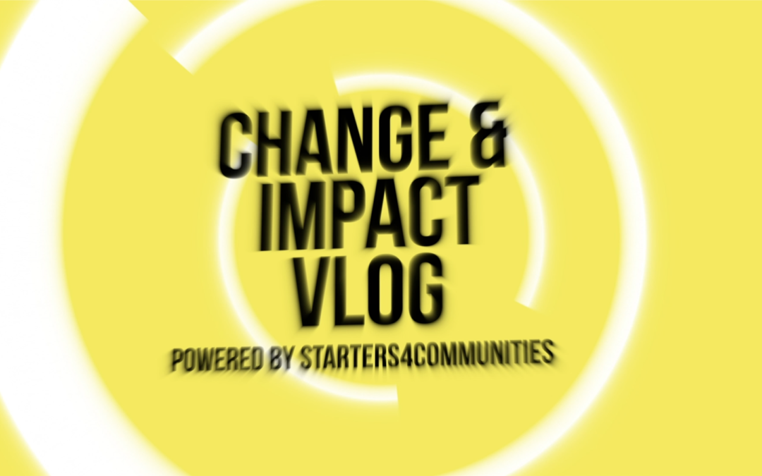 Vlog Change & Impact | Business Model Canvas